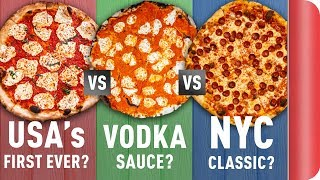 New York City's Best Pizza Ft. Bon Appétit