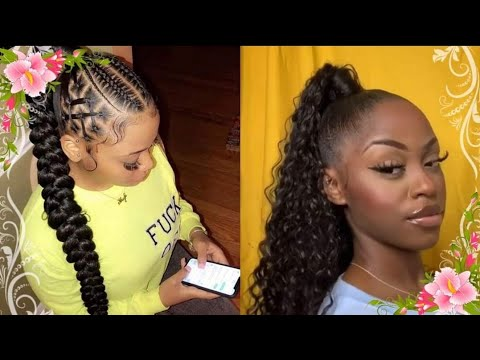 hottest-sleek-low-and-high-ponytail-hairstyles-2020