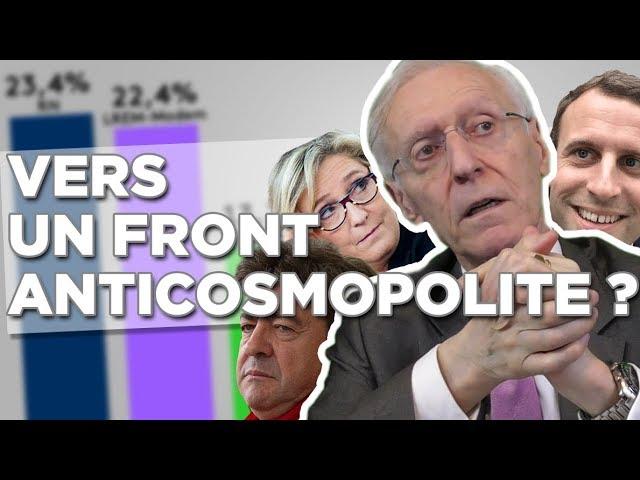 HENRY DE LESQUEN - FRONT ANTICOSMOPOLITE OU UNION DE LA DROITE ?