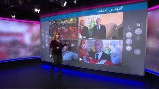 قيس_سعيد رئيسا جديدا لـ تونس بعد فوز ساحق على منافسه بنسبة 76 في المئة