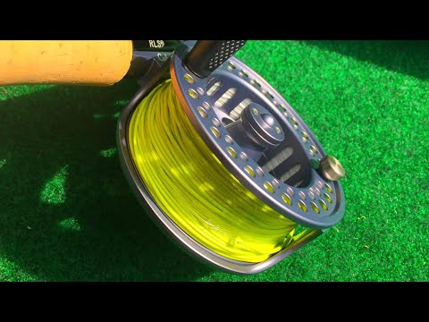 Cabela's RLS Fly Reel Combo Unboxing