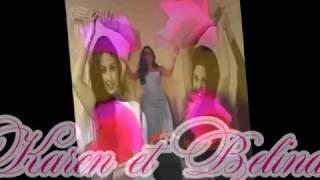 Belinda Et Karen Danse Orientale Eventails