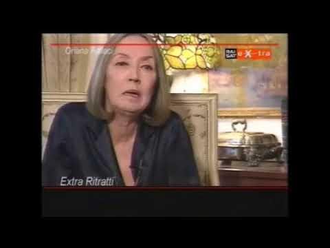 Oriana Fallaci l'ultima intervista