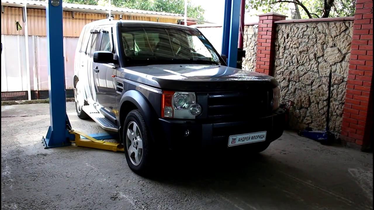 Land Rover Range Rover с пробегом 2012 | ТТС Land Rover Центр .