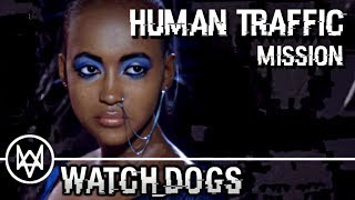 Watch Dogs - Side Mission: Human Traffic (Investigations) [HD] PS4 Gameplay Walkthrough 1080p