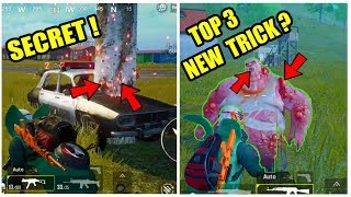 TOP 3 NEW TIPS AND TRICK IN ZOMBIE MODE ! Only 0.5% People Know This Tricks !