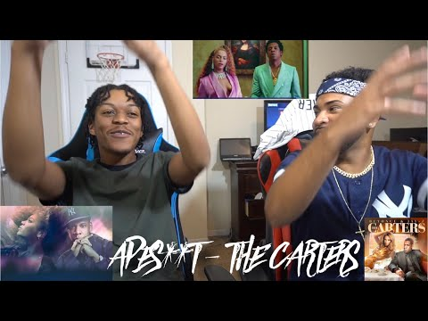 APES**T - THE CARTERS | FVO Reaction
