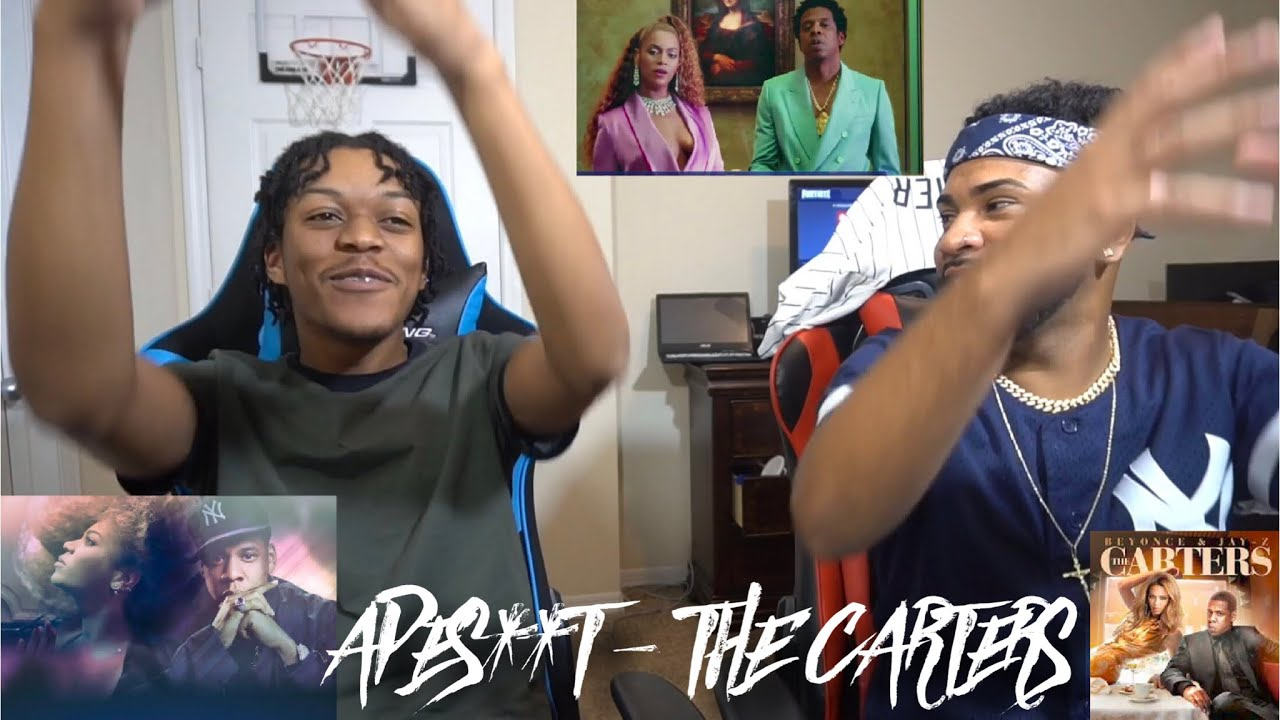 Download APES**T - THE CARTERS | FVO Reaction