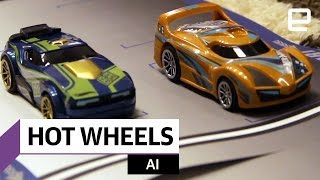 Hot Wheels AI is the love child of slot cars and Roomba: http://eng...