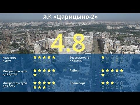 ЖК «Царицыно 2» обзор Тайного Покупателя