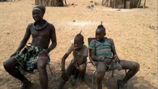 A Vist with the Himba Community in Ruacana Namibia