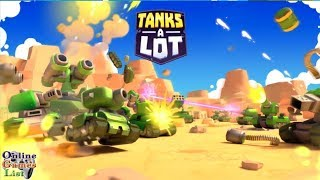 NEW ANDROID GAME   Download New ACTION Game TANK A LOT #Android ( 2018 ) HIGH GRAPHIC #5