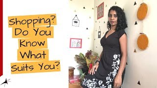 How To Buy Clothes That Fit Your Body Type (Shopping Tips) | Arpitharai