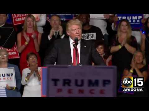 FULL SPEECH: Donald Trump DOMINATES Estero, Florida - Prompter MODE
