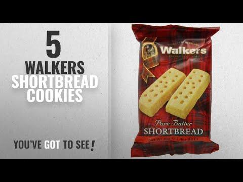 Best Walkers Shortbread Cookies [2018]: Walkers Shortbread Fingers, 2-Count Cookies Packages (Pack