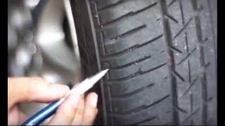 เรื่องรถ เรื่องเล็ก เรื่องล้อ ลมยาง/Tire check