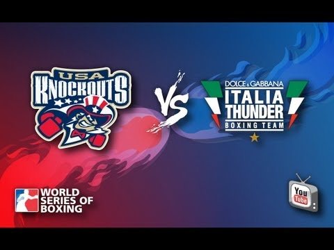 USA Knockouts - Dolce & Gabbana Italia Thunder - Week 10 - WSB Season 3