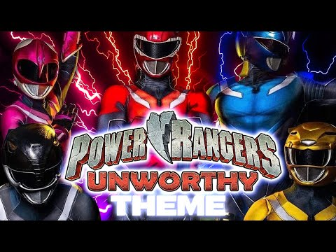 power-rangers-unworthy:-official-opening-theme