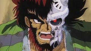 Black Lion - Go Nagai Classic - Manga & Anime Review #9