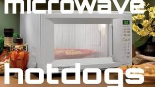 How To Cook Tutorial - Microwave Hotdogs [super Easy]