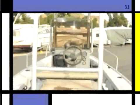 Boat Donations - 1996 Valco BayRunner 20'...