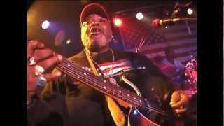 Buddy Miles , D.J.Logic at Tobacco Road, N.Y. 2001 Part 1