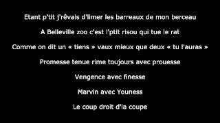 Mister You - La rue puis la prison [Paroles]