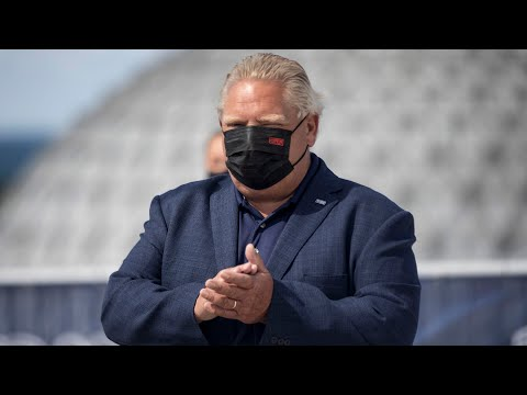 Doug Ford threatens to throw unvaccinated MPPs out of caucus | COVID-19 in Ontario