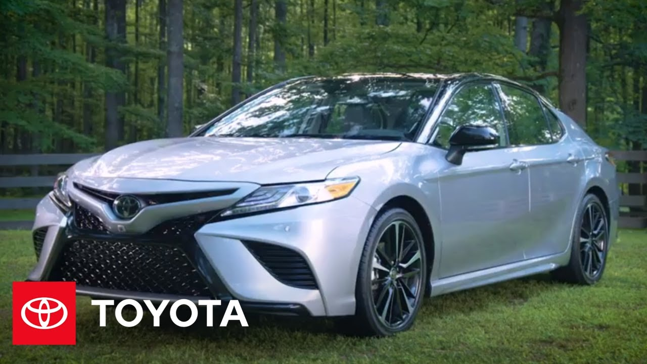 Camry XSE AWD Features | Toyota