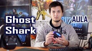 Aula Ghost Shark: обзор игровой мышки