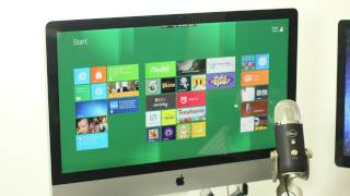 Demo: Windows 8 on a Mac