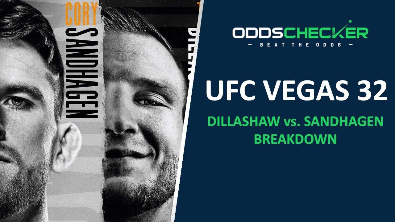 Cory Sandhagen vs. TJ Dillashaw Betting Odds and Pick