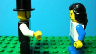 Lego Biography: Abraham Lincoln