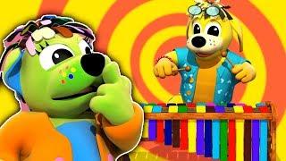 Nursery Rhyme Songs for Kids   Head, Shoulders   Kids Songs to Dance To   Nursery Rhymes   Raggs TV