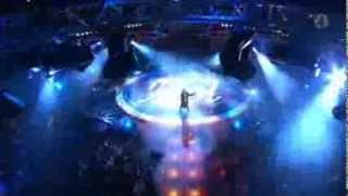 Jay Smith - Like a Prayer - Winner of Swedish Idol 2010 HQ