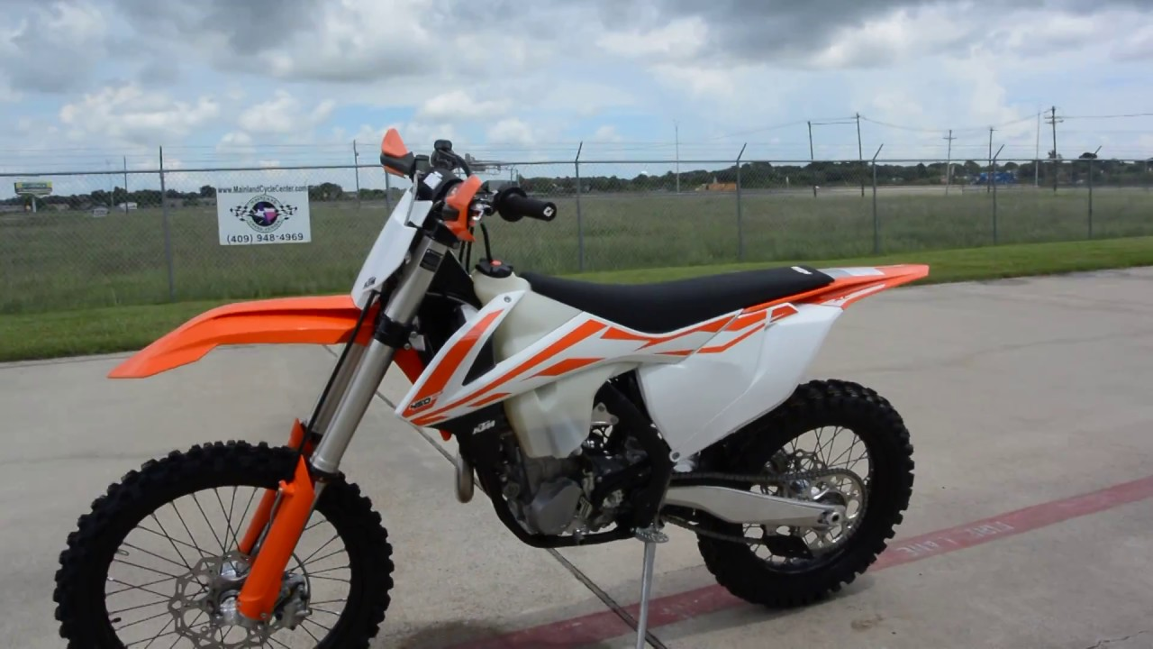 $10,099: 2017 ktm 450 xc-f overview and review - youtube