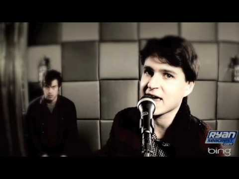 Vampire Weekend - Cousins (Acoustic) | Performance | On Air With Ryan Seacrest