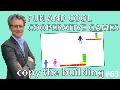 Cooperative Games - Copy The Building #63