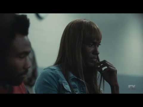 Atlanta S01E02 funniest clip (jail scene)