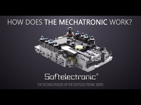 How Does The Mechatronic In The Automatic Transmission Work