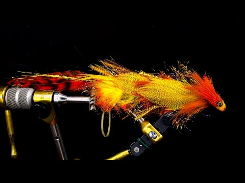 Fly Tying:  Lynch's Triple Drunk and Disorderly