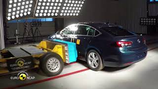 Opel Vauxhall Insignia Crash Test By Euro NCAP [HR CARS]