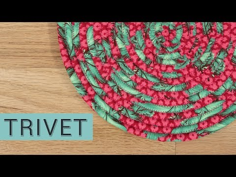 How to Sew a Trivet