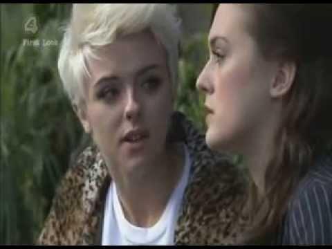 Hollyoaks lesbian