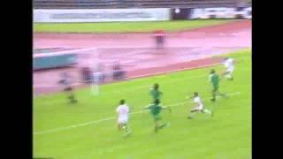 vfb stuttgart fc homburg   bundesliga saison 1987