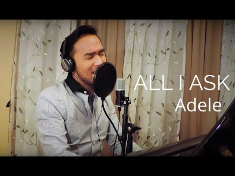 All I Ask - Adele (acoustic cover by Dave Resultan)