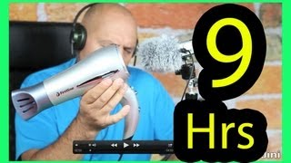 Hair dryer sound Tinnitus sound therapy Phon
