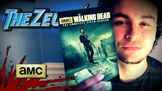 The Walking Dead: Season 5 - DVD REVIEW!
