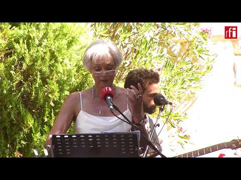 Alain Mabanckou Les Cigognes Sont Immortelles Rfi Youtube