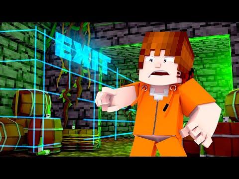Using X-RAY to Escape Minecraft Prison
